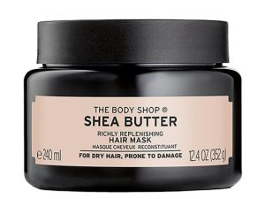 ▼▼ทรีทเมนท์ผม The Body Shop Shea Butter Richly Replenishing Hair Mask▲▲